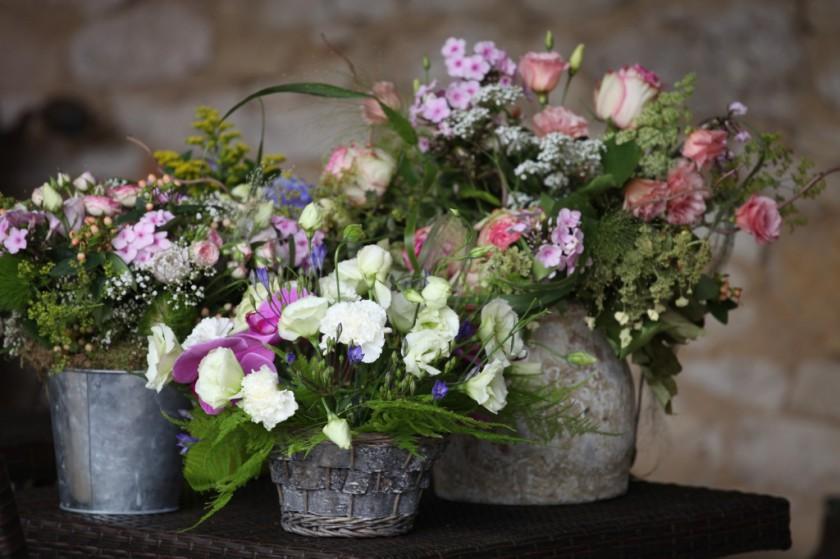 Un bouquet de fleurs pour vous dire…   Botanique Jardins Paysages