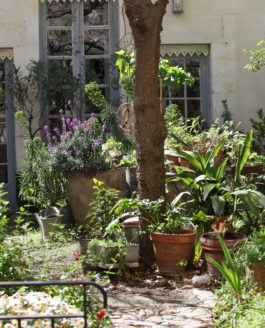 Jardin intime.