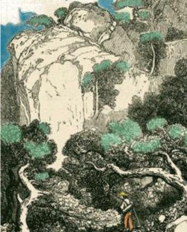 Etre botaniste au XIXe siècle : Philipp Salzmann, de l'Allemagne à la Méditerranée.